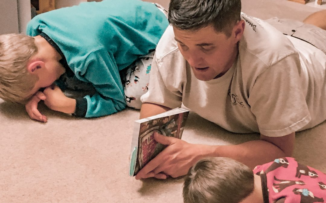 Help Your Children Respond to Difficult Events