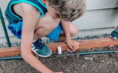 Sowing Spiritual Seeds in Our Children