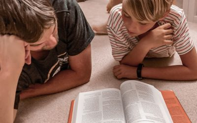 Inviting Others to Invest in your Children Spiritually